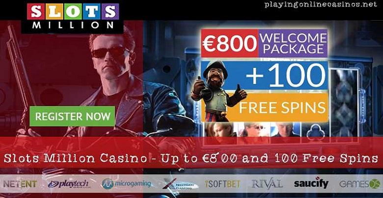 Slots Million lanserar med rekordmånga spel